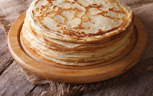 Lempeng Lazat Tanpa Telur Resipi Untuk Membuat Pancake