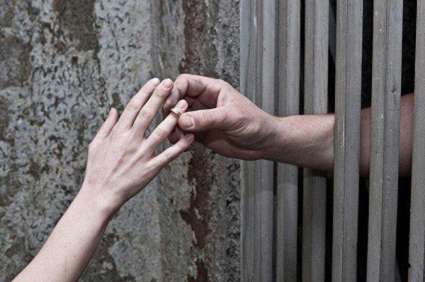Письмо парню в тюрьму написать своими словами. Письмо любимому в тюрьму