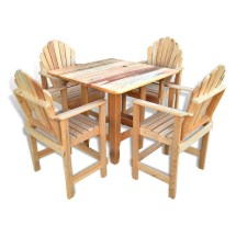 cypress french patio tables