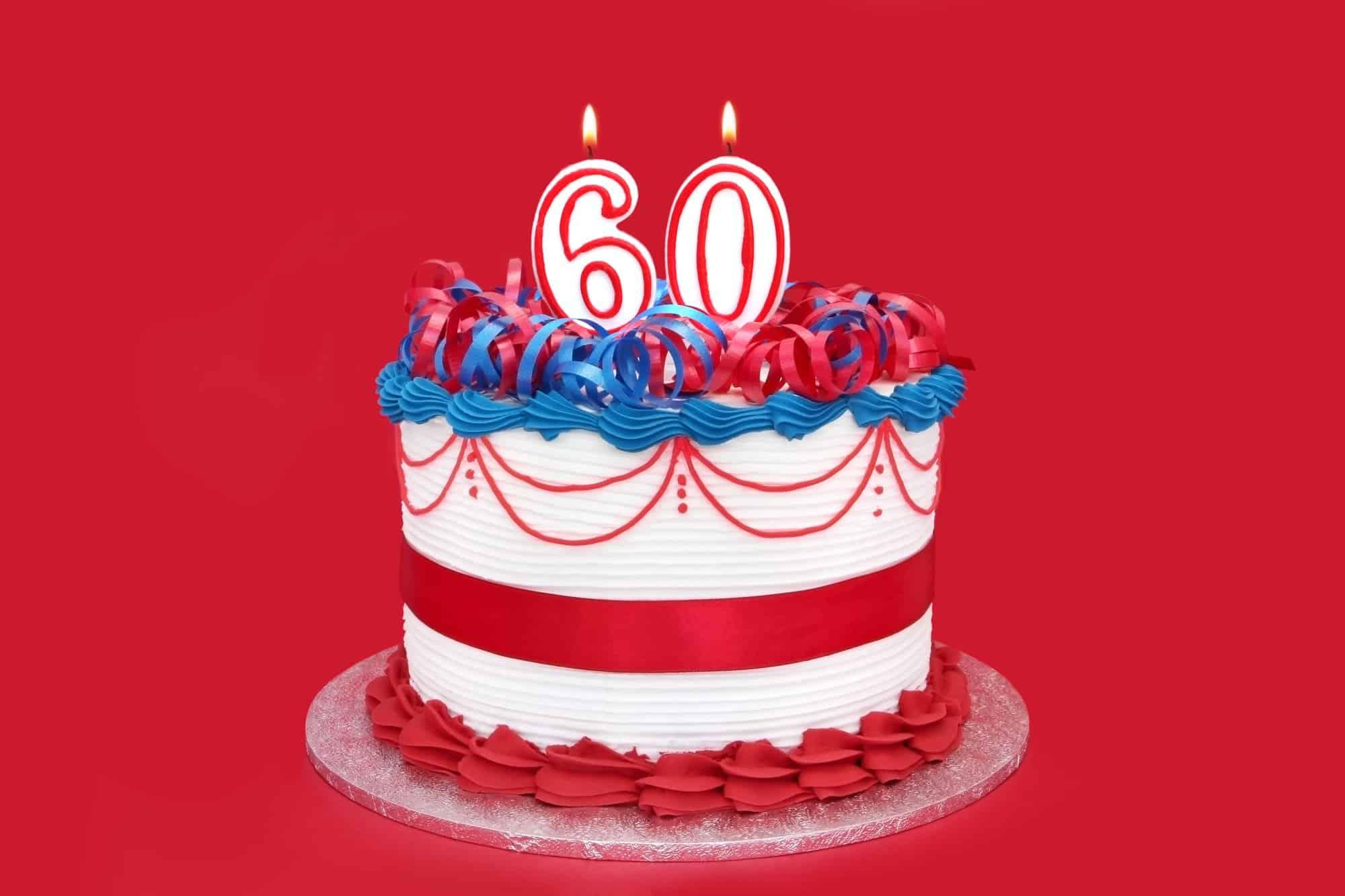 60th birthday invitation wording