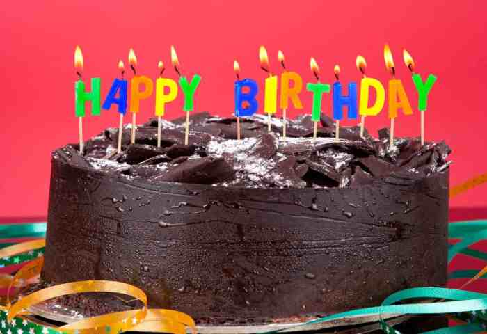 A Big List Of Birthday Cake Sayings Allwordingcom