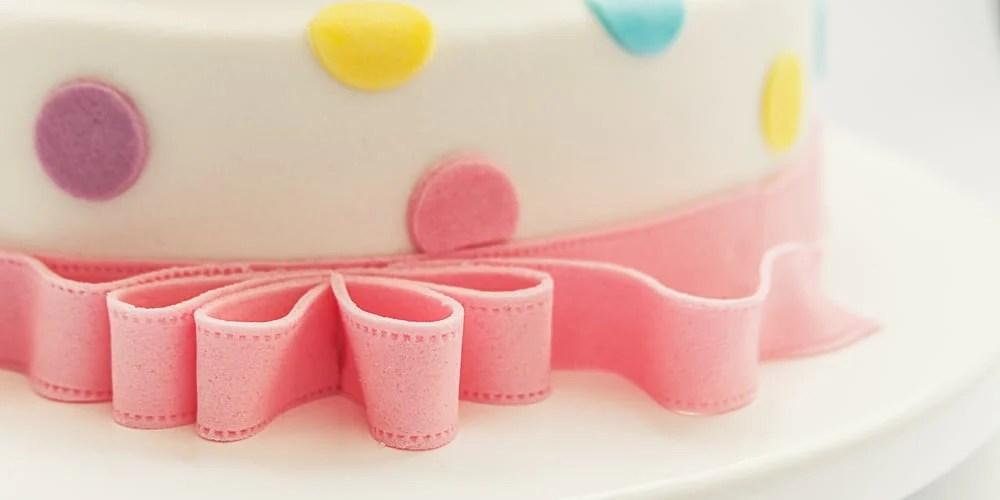 50 bridal shower cake