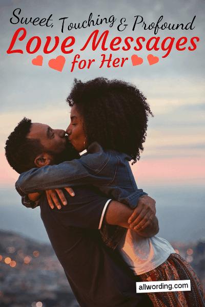 Cutest Love Messages : cutest, messages, Devastatingly, Sweet, Messages, AllWording.com