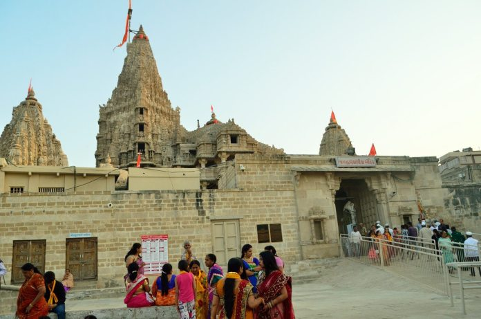 Bet Dwarka Temple darshan Timing and History