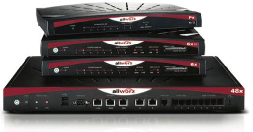 Allworx Phone Systems