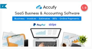 Read more about the article Accufy 2.1 Nulled – SaaS Business & Accounting Software