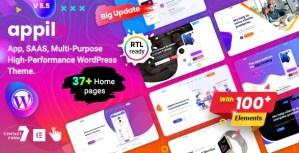 Read more about the article Appilo 5.9 NULLED – WordPress App Landing Page