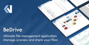 Read more about the article BeDrive 2.2.6 – File Sharing and Cloud Storage