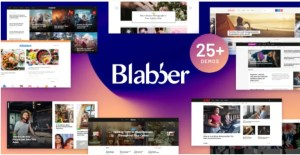 Read more about the article Blabber 1.7.0 Nulled – All-in-One Elementor Blog & News Magazine WordPress Theme