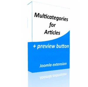 Read more about the article CW Multicategories 3.9.16.0 – Multi Categories For Joomla