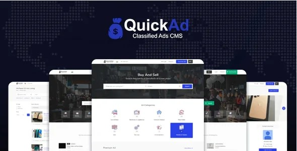 Read more about the article Quickad 9.2 NULLED – CMS message boards