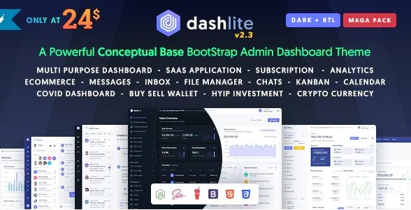 You are currently viewing DashLite 2.4.0 – Bootstrap Responsive Admin Dashboard Template