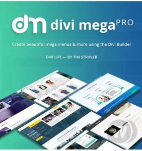Read more about the article Divi Mega Pro 1.9.0 NULLED