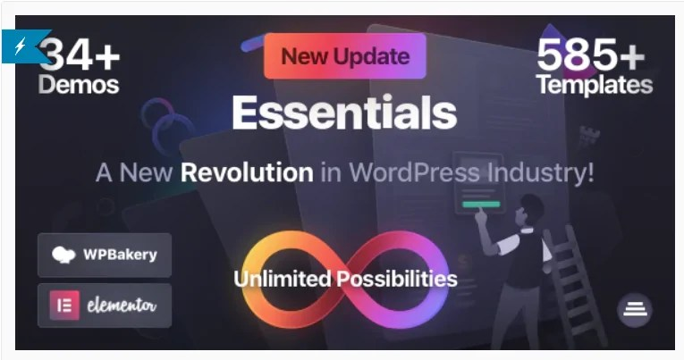 You are currently viewing Essentials 2.0.6 Nulled – Multipurpose WordPress Theme