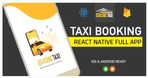 Read more about the article Exicube Taxi App 1.4.0 ( GrabCab ) + iOS + Android + Web + Admin
