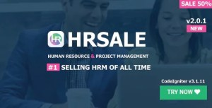 Read more about the article HRSALE 3.0.1 – The Ultimate HRM
