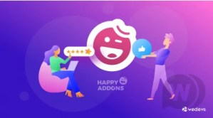 Read more about the article Happy Elementor Addons Pro 2.1.0 NULLED – addon for Elementor