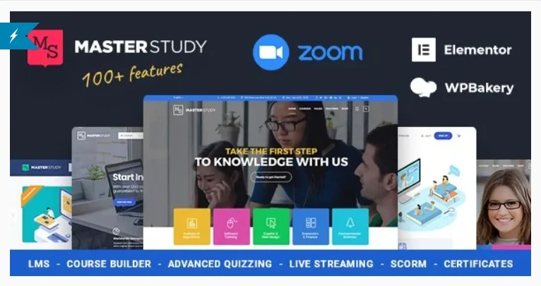 You are currently viewing Masterstudy 4.3.8 NULLED – Education WordPress Theme