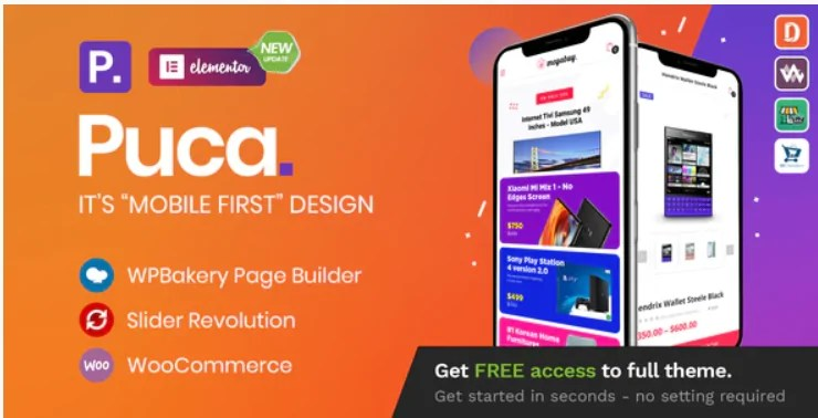You are currently viewing Puca 2.3.2 – Optimized Mobile WooCommerce Theme