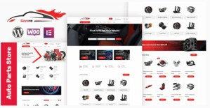 Read more about the article Sayara 1.1.3 Nulled – Auto Parts Store WooCommerce WordPress Theme