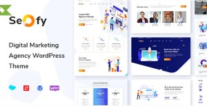 Read more about the article Seofy 1.5.19 – Digital Marketing Agency WordPress Theme
