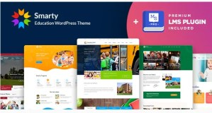 Read more about the article Smarty 3.4.6 NULLED – WordPress template for school / university