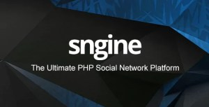 Read more about the article Sngine 3.2.1 Nulled – The Ultimate PHP Social Network Platform
