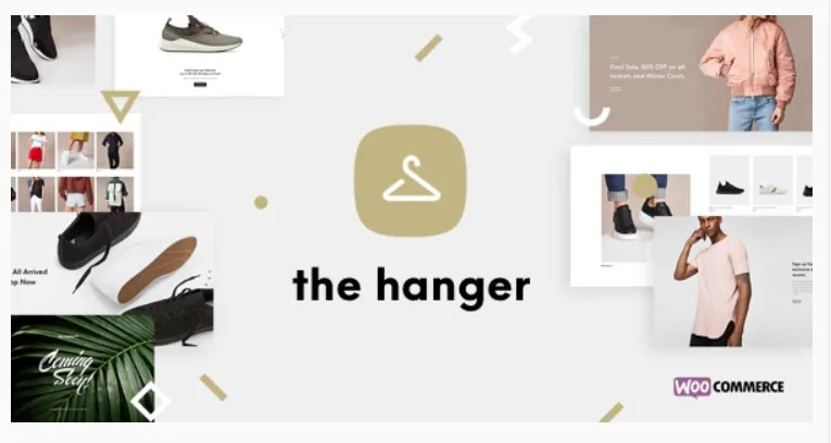 You are currently viewing The Hanger 1.7.1 – eCommerce WordPress Theme for WooCommerce