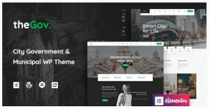 Read more about the article TheGov 1.1.5 Nulled – Municipal and Government WordPress Theme