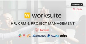 Read more about the article WORKSUITE 4.0.1 Nullled – HR, CRM and Project Management