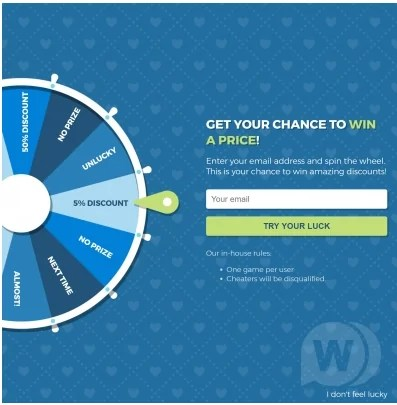 You are currently viewing WP Optin Wheel Pro Plugin 3.4.0