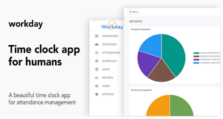 You are currently viewing Workday 1.6 – A Time Clock Application For Employees