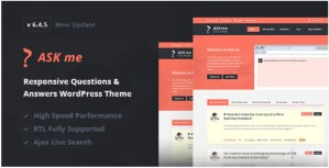 Read more about the article Ask Me 6.4.5 Nulled – Responsive Questions & Answers WordPress