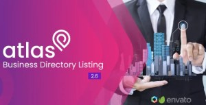 Read more about the article Atlas Business Directory Listing 2.6 NULLED