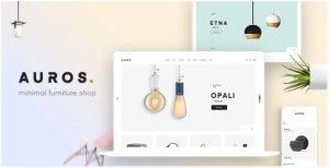 Read more about the article Auros 1.9.0 – Furniture Elementor WooCommerce Theme