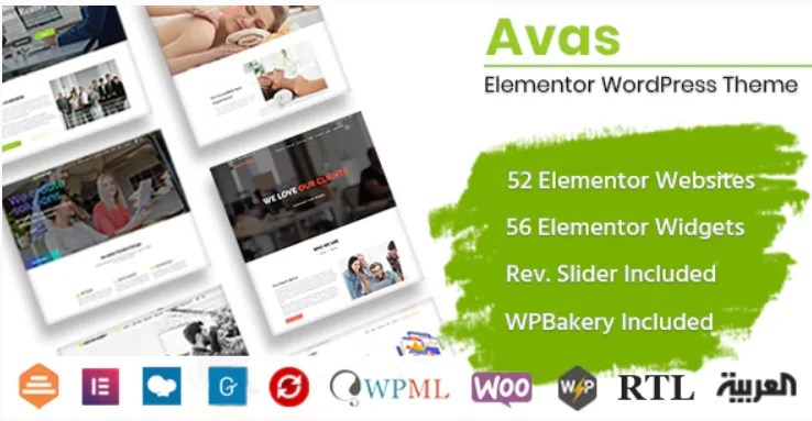 You are currently viewing Avas 6.3.0.3 NULLED – Multipurpose WordPress Theme