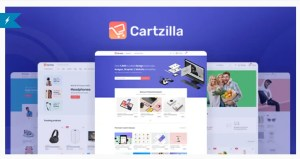 Read more about the article Cartzilla 1.0.13 – Digital Marketplace & Grocery Store WordPress Theme