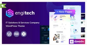 Read more about the article Engitech 1.3 – IT Solutions & Services WordPress Theme