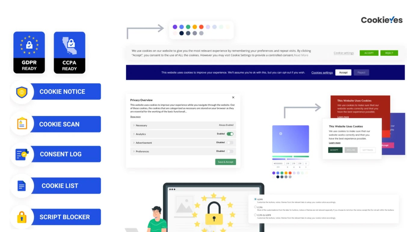Read more about the article GDPR Cookie Consent 2.3.6 NULLED – WordPress Plugin