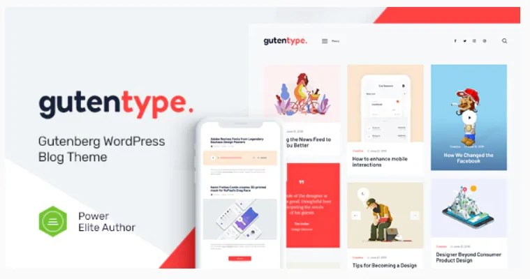 You are currently viewing Gutentype 2.1 Nulled – 100% Gutenberg WordPress Theme for Modern Blog + Elementor