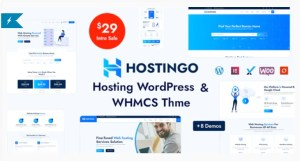 Read more about the article Hostingo 1.0 Nulled – Hosting WordPress & WHMCS Theme