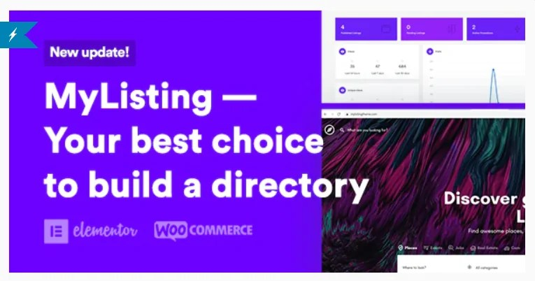 You are currently viewing MyListing 2.6.9 – Directory & Listing WordPress Theme