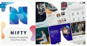 Read more about the article Nifty 1.0.6 – Business Consulting WordPress Theme