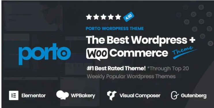 You are currently viewing Porto 6.1.8 Nulled – Multipurpose & WooCommerce Theme