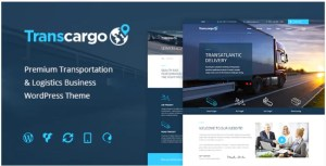 Read more about the article Transcargo 2.6 – Transportation WordPress Theme for Logistics