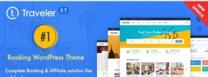 Read more about the article Traveler 2.9.6 NULLED – Template For Travel Site On WordPress
