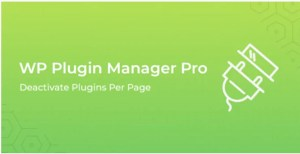 Read more about the article WP Plugin Manager Pro 1.0.8 – Deactivate Plugins Per Page