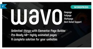 Read more about the article Wavo 2.0.6 Nulled – Creative Portfolio & Agency Theme