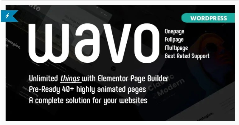 You are currently viewing Wavo 2.0.6 Nulled – Creative Portfolio & Agency Theme