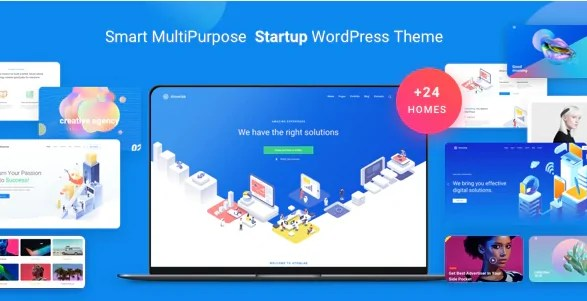 You are currently viewing Atomlab 1.9.1 – Startup Landing Page WordPress Theme